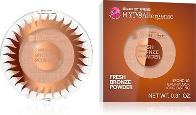 Bell HYPOAllergenic FRESH BRONZE POWDER For Sensitive Skin 01 168 • 5.99£