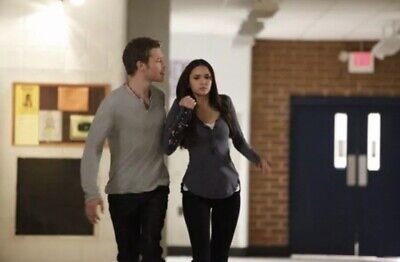 e1f8c226e4af Free People Elena Gilbert Crochet Sleeve Thermal Henley Top XS Vampire  Diaries • 24.50$