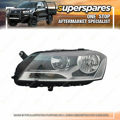 AU272 • Buy Superspares Left Headlight For Volkswagen Passat B7 3C 06/2011-05/2015