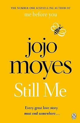AU23.75 • Buy Still Me: Discover The Love Story That Captured 21 Million Hearts By Jojo Moyes