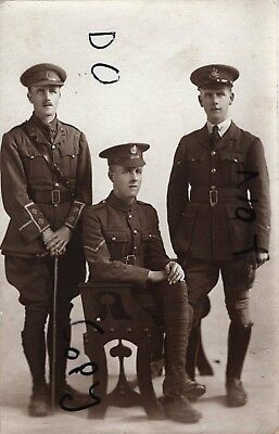 WW1 Family Group RAF Royal Air Force Officer Loyal North Lancashire Regiment RE • 14.99£