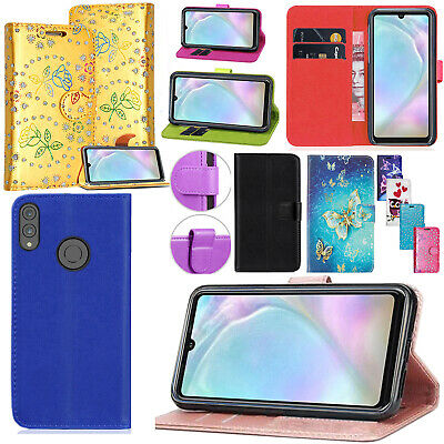 For Huawei P30 Lite / P30 Pro Case Leather Flip Stand View Wallet Magnetic Cover • 3.99£