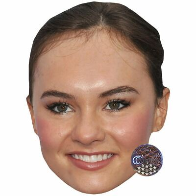 $ CDN35.26 • Buy Madeline Carroll Big Head. Larger Than Life Mask.