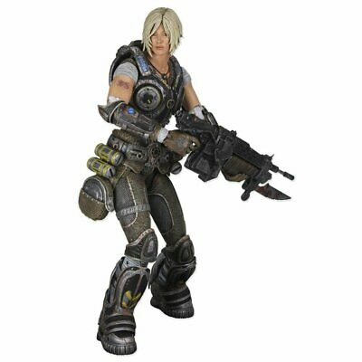 $47.95 • Buy NECA Gears Of War 3 Anya Stroud Action Figure [Lancer]  NEW