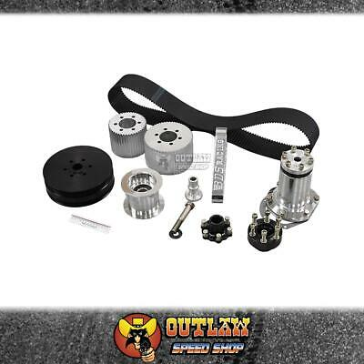 AU2875.25 • Buy Bds Blower Drive Kit Fits Gm Ls 3  8mm Pitch With 8-71 -polished - Bdsdk-3118