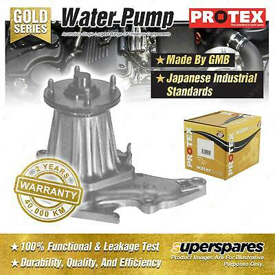 AU74.25 • Buy 1 Pc Protex Gold Water Pump For Toyota Corolla AE86 1.6L Twin Cam 4AGE 83-2018