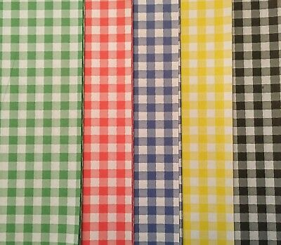 £5.99 • Buy Quality Gingham Duplex Paper Food Wrap 250x375mm Chip Basket Liners Greaseproof
