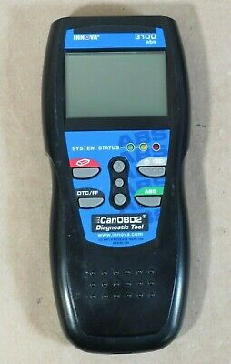 innova 3130c diagnostic scan tool/code reader with fixassist