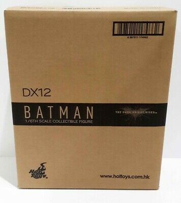 $ CDN986.19 • Buy Hot Toys The Dark Knight Rises TDKR 1/6 Batman DX12 Bruce Wayne Bale Open New