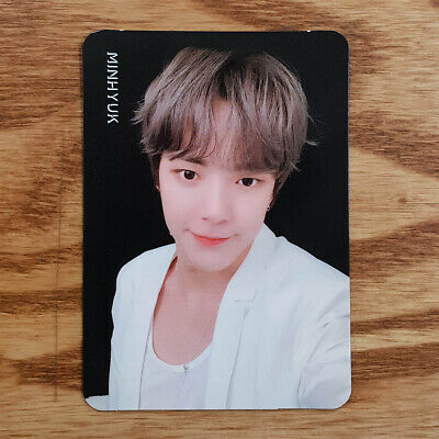 $ CDN11.28 • Buy Minhyuk Official Photocard Monsta X We Are Here The 2nd Album Take.2 Genuine