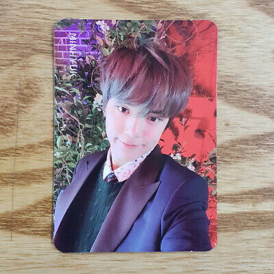 $ CDN12.70 • Buy Minhyuk Official Photocard Monsta X We Are Here The 2nd Album Take.2 Genuine