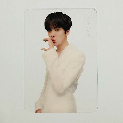 $ CDN9.87 • Buy Minhyuk Official Clear Photocard Monsta X We Are Here The 2nd Album Take.2 Kpop