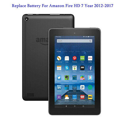 $12.80 • Buy Genuine Battery For Amazon Kindle Fire HD 7  Year 2012 - 2017 Tablet
