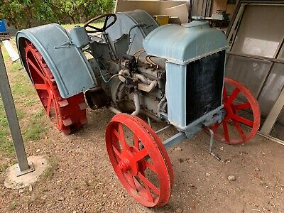 AU8500 • Buy 1919 Fordson Model F Tractor - Almost Complete Restoration, Regretful Sale