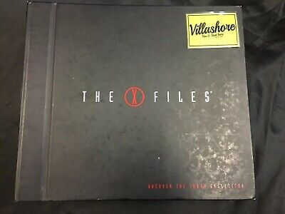 AU149 • Buy The X Files Uncover The Truth Collection - CP159091