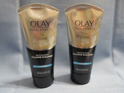 $8.99 • Buy Olay Total Effects 7 In 1 Rivitalizing Foaming Cleanser 5 Oz