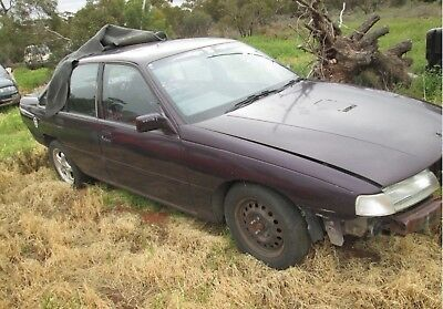 AU1000 • Buy Holden Commodore VN Berlina Calais Offers 09/91 Complete Car For Wrecking HSV