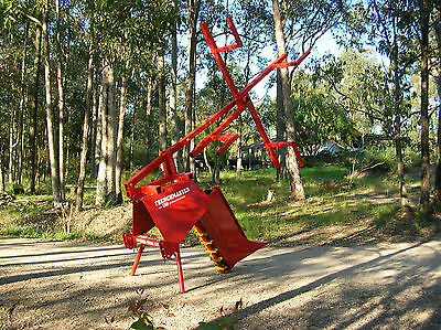 AU2500 • Buy Tractor Driven Trencher Pipe Laying Attachment