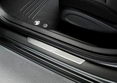 AU71.50 • Buy Genuine Holden New Holden Logo Stainless Steel Sill Plates To Suit ZB Commodore