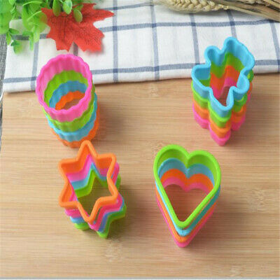 4Pcs Sandwich Cutter For Kids Sandwich Cutter Set Bread Cutters Cakes Cookie • 3.72£