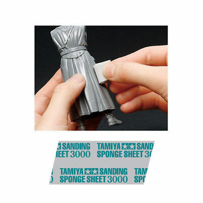 TAMIYA 87171 Sanding Sponge Sheet 3000 - Tools / Accessories • 4.95£