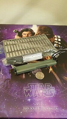 $ CDN55.54 • Buy Hot Toys MMS263 MMS261 Disney Star Wars Han Solo 1/6 Figure's Base Stand Diorama