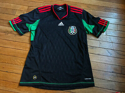 3da6264c21b Mens Xl Usa Soccer 2010 World Cup Nike Dri Fit Authentic Jersey. 38.00   View Details. Adidas Climacool Mexico National Soccer Team Jersey S World  Cup SEWN ...