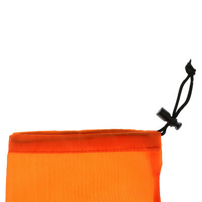 AU10.37 • Buy Camping Tent Canopy Stakes Nail Peg Storage Bag Drawstring Pouch Case 40cm