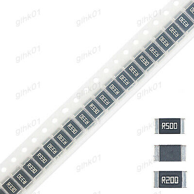 $2.05 • Buy 2512 1W 2W 3W 1/2W 0.006-0.5Ω ±1% SMD Resistor Alloy Clip - Full Range Of Values
