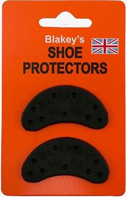 Blakey's Segs No.3R Rubber Shoe Protectors Sold Loose + Nails (+glue If Ordered) • 3.99£