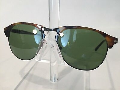 286dc9b7b6 Persol 8649S 649 Series Men s Sunglass 108 4E Caffe - NEW! • 111.96