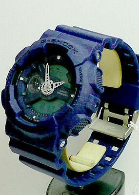 $168 • Buy Casio G-Shock Heathered Color Series Men's Watch GA-110HT-2A