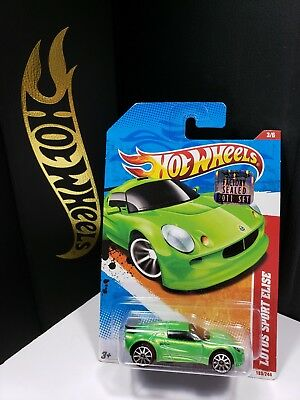 $ CDN9.99 • Buy 2011 Hot Wheels Rlc Factory Sealed Set Thrill Racers Lotus Sport Elise - A11