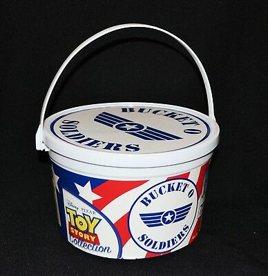 £19.62 • Buy Disney Pixar Toy Story Collection Bucket O Soldiers Thinkway Toys