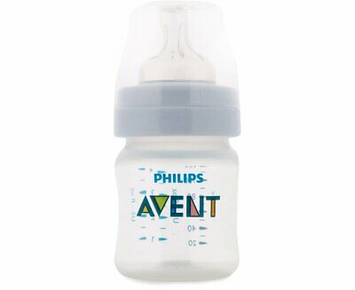 AU12.24 • Buy Philips AVENT Classic + Baby Bottle 4oz/125ml Anti Colic System Easy Clean 0m+
