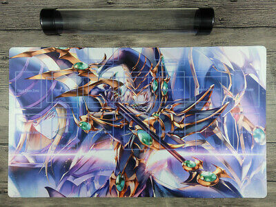 AU32.37 • Buy YuGiOh Dark Magician Master Rule 4 Card Link Zones Custom TCG Playmat Free Tube