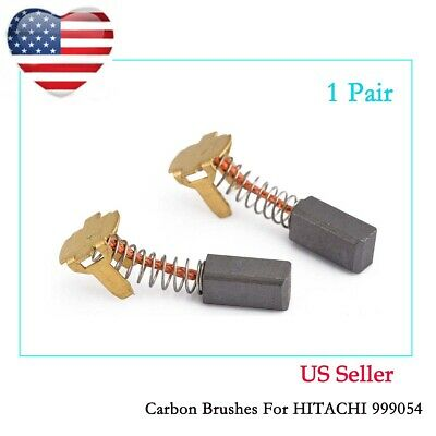 Carbon Brushes For HITACHI WR18DL 18V 3.0Ah Lithium Ion Impact Wrench • 8.39£