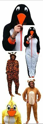 Womens,Mens,Kids,1Onesie1,Unisex,Pyjama, Jumpsuit All In One Adult Fancy Dress. • 9.99£