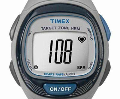$ CDN36.15 • Buy PRE-OWNED $84.95 Timex Personal 5K738 Trainer Heart Rate Monitor Women's Watch