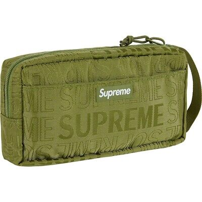 $ CDN100.23 • Buy Supreme SS19 Organizer Pouch Bag Authentic! BOX LOGO SHOULDER WAIST BACKPACK TNF