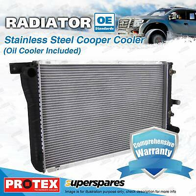 AU276.69 • Buy Protex Radiator For Suzuki Grand Vitara V6 Auto 1999-2005 Oil Cooler 350MM