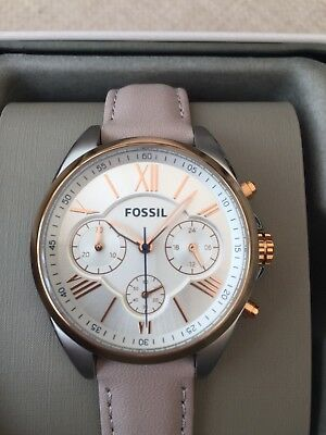 View Details Ladies Fossil Courier Watch BNIB RRP £135.00 • 44.99£