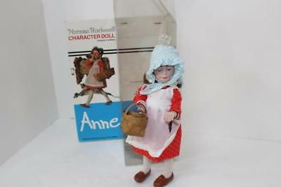 $29.99 • Buy NORMAN ROCKWELL Vintage Character Doll Anne, German Porcelain By Mary Moline