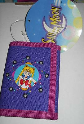 $5.99 • Buy 2000 Anime Sailor Moon Tri-Fold Wallet - New With Tags Version 4