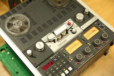 $4850 • Buy Studer A810 1/4  2 Track Reel To Reel Recorder In Excellent Condition #2 Of 4