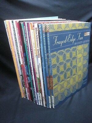 $5.95 • Buy Patchwork Place Quilting Books & Booklets Group 1 - You Pick - Read Listing