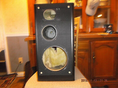 $25 • Buy Used  Jbl  Lx44  8   3  Way  Empty  Speaker  Cabinet (2 Available)