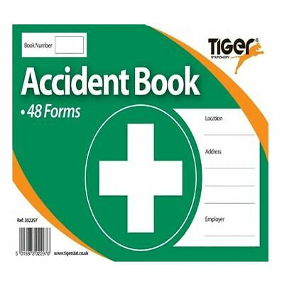 £1.99 • Buy Accident Report Book HSE Compliant First Aid Workplace Injury Health Record Log