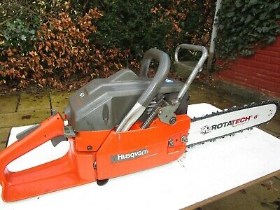 View Details Husqvarna 61 Chainsaw With New Bar And Chain • 200.00£