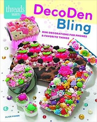 DecoDen Bling (Threads Selects), Very Good Books • 2.49£